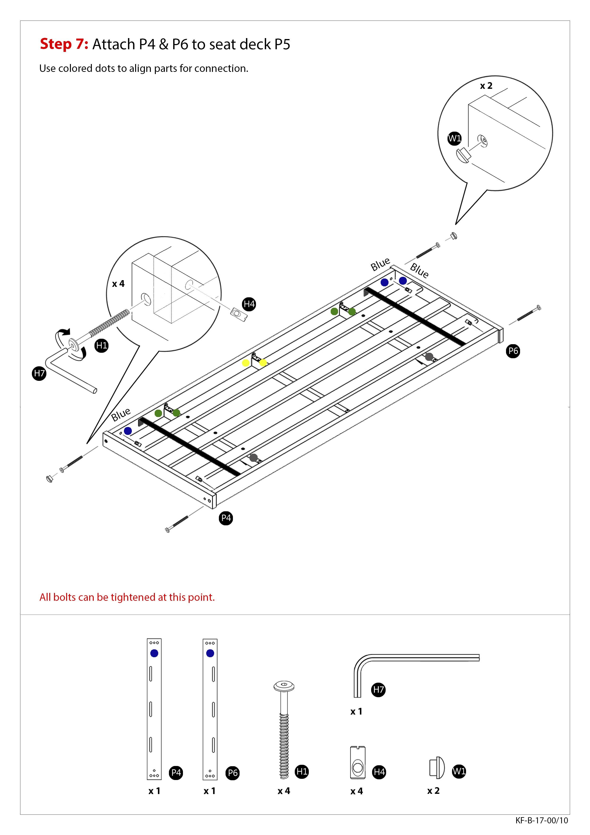 Aspen Full Frame Kodiak Furniture